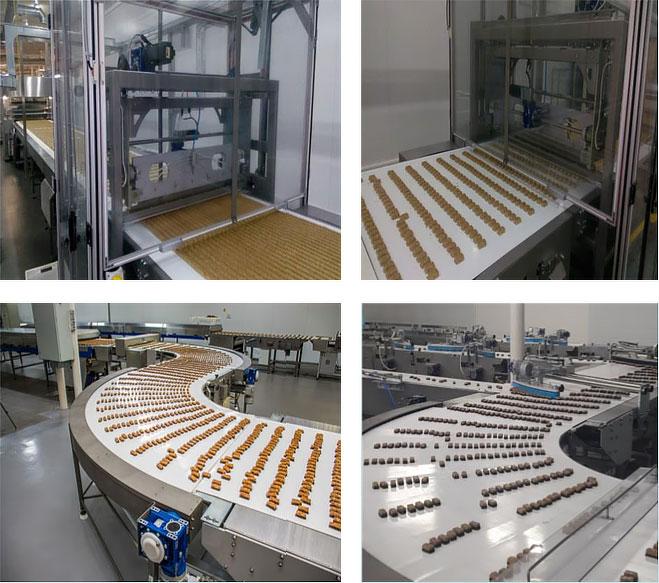Конвейер производства конфет саратовская область дергачевский элеватор